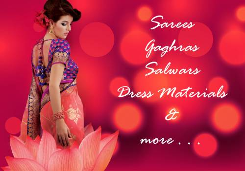 laxmi silks-sarees ,gaghras,salwar,dress meterials and more-bangalore